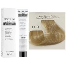 Vopsea De Par Blond Platinat Super Be Hair-Be Color 12 min, fara amoniac, 11.0, 100ml