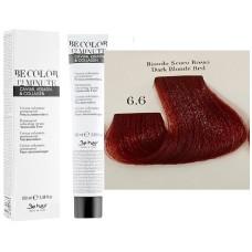 Vopsea De Par Blond Rosu Inchis  Be Hair-Be Color 12 min, fara amoniac, 6.6, 100ml