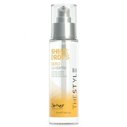 Be Hair Ser pentru stralucire - Shine Drops - Glossing Serum - 50ml