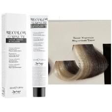 Vopsea De Par Toner Magnesium Be Hair-Be Color 12 min, fara amoniac, 100ml