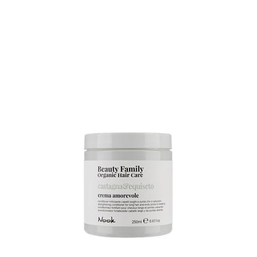 Nook Beauty Family-Balsam cu extract de castsan si coada calului,Castagna & Equiseto Crema Amorevole, 250ml