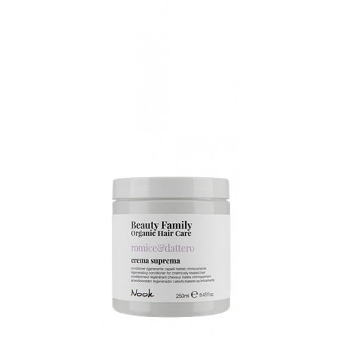 Nook Beauty Family-Balsam cu extract de curmale si romice, Romice & Dattero, 250ml