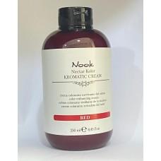 Crema Coloranta Nook Rosu- Kromatic Cream Red, 250 ml