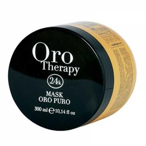 Masca pentru stralucire cu ulei de argan Oro Therapy, 300 ml