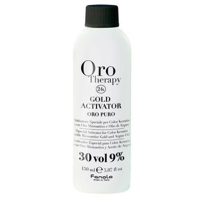 Oxidant Fanola - Oro Therapy 30 vol, 9%, 150ml