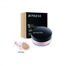 Pudra pulbere - Pase High Definition Powder Light Beige 15g