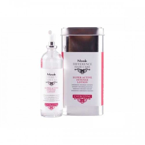 Lotiune Anti-Cadere par Nook Difference Hair Care Energizing Super Active Intense Lotion 125ml