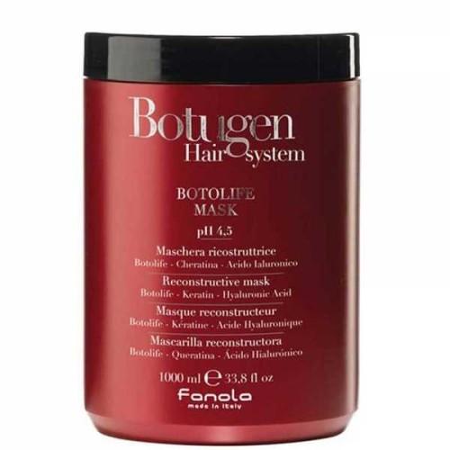 Masca Reconstructoare pentru Par Deteriorat - Fanola Botugen Hair System Botolife Reconstructive Mask, 1000ml