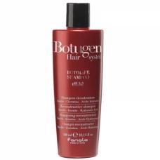 Sampon Reconstructor pentru Par Deteriorat - Fanola Botugen Hair System Botolife Reconstructive Shampoo, 300ml