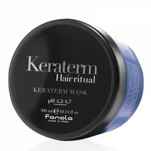 Masca pentru indreptarea parului Keraterm - Fanola Keraterm Mask 300 ml