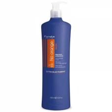 Masca Fanola No Orange, anti-portocaliu, impotriva reflexiilor de cupru / rosu, 1000 ml