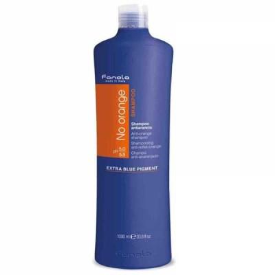 Sampon Fanola No Orange, anti-portocaliu, impotriva reflexiilor de cupru / rosu -  1000ml