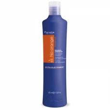 Sampon Fanola No Orange, anti-portocaliu, impotriva reflexiilor de cupru / rosu, 350 ml