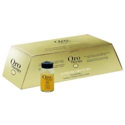 Lotiune restructuranta fiole Oro Therapy 12x10ml