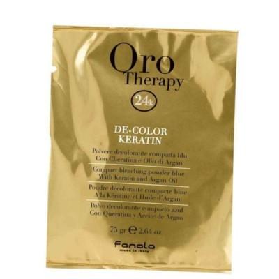 Oro Therapy pudra decoloranta cu keratina fara amoniac 75gr